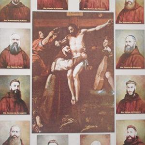Bl. Aurelius da Vinalesa and martyred companions