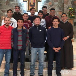 III Capítulo Ordinario Capuchinos México y Texas