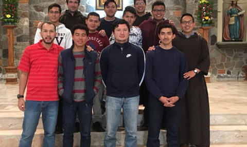 III Ordinary Chapter Capuchinos Mexico and Texas