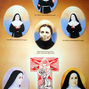 Bls. Mary Jesus Masiá Ferragut and martyred companions
