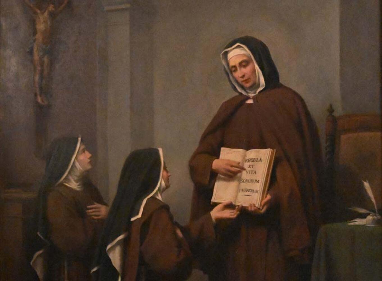 Madre María Lorenza Longo